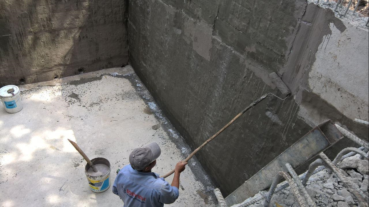 two component cementitious waterproofing products