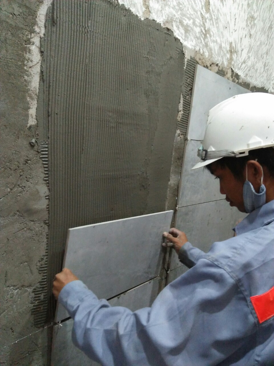 Why brick glue is more popular than cement mortar?